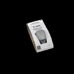 Ruban pour Zebra ZC100/ZC300 Mono-blanc, 1500 Images