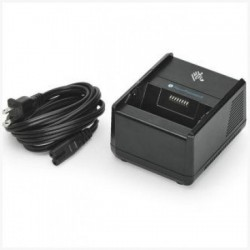 Chargeur 1 batterie QL, QLn, P4T, ZQ5 et ZQ6